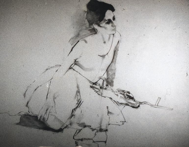 Ballet #186 (c1980s)