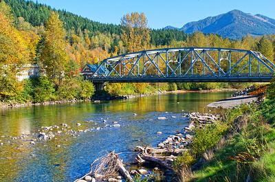 Cascade Loop October 20, 2011