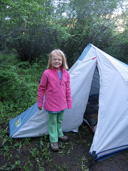 Camping: June 2009