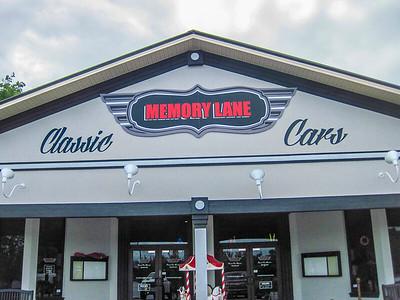 Memory Lane Classic Car Museum - 8-15-20