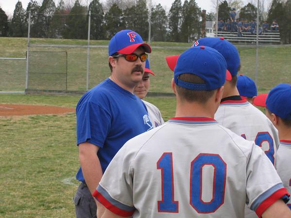 3rd Baseball Game