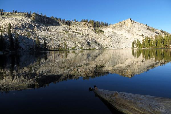 Ostrander Lake: Jul 19-22, 2012