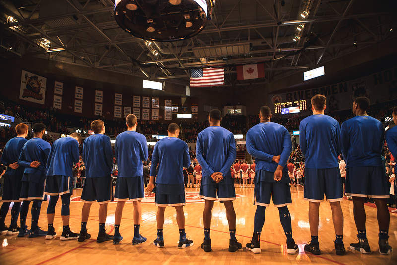 Indiana State takes on Bradley on Saturday, February 24, 2018 at Carver Arena in Peoria, Illinois