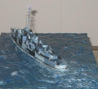 USS Shannon (DM-25)