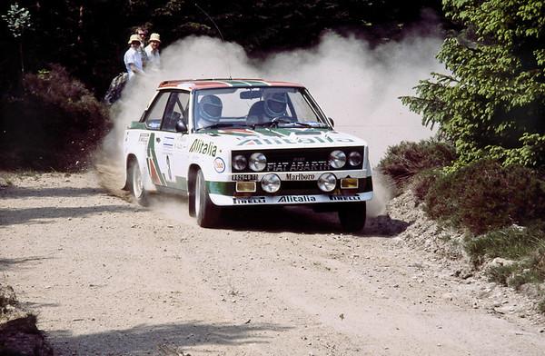 Scottish Rally 1978