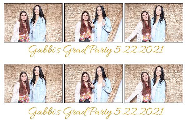 Gabbi's Graduation Party 5.22.2021