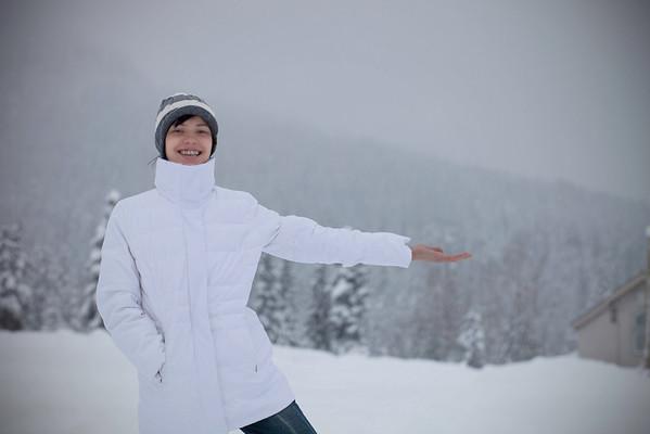 Snow - November, 2010