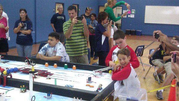 Robotics Club - FIRST Lego League
