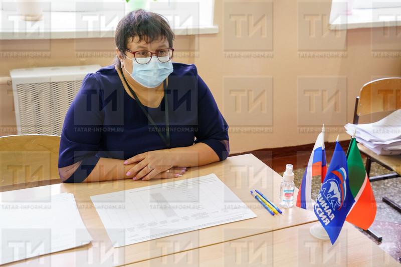 30.05.2021 - Открытие счётных участков в Татарстане  (Фото Салават Камалетдинов )