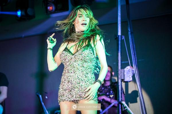 PAOLA  FOKA (Greek Singer)