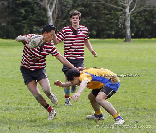jm20120906 Rugby U15 - Rongotai v Westlake _MG_3753 WM