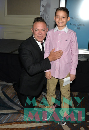 9-12-18 - Make A Wish Ball kick off cocktail