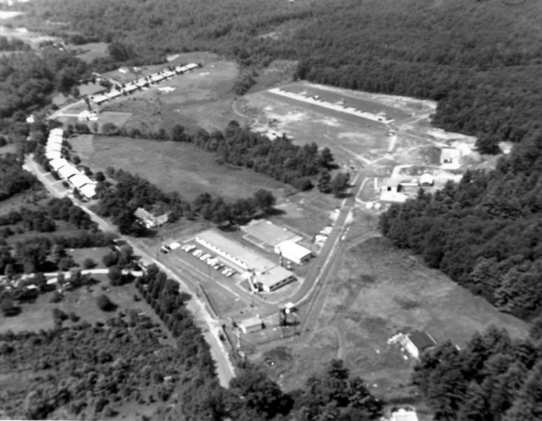 PR99, N Smithfield, RI, Launcher area,  Photo taken Aug 69