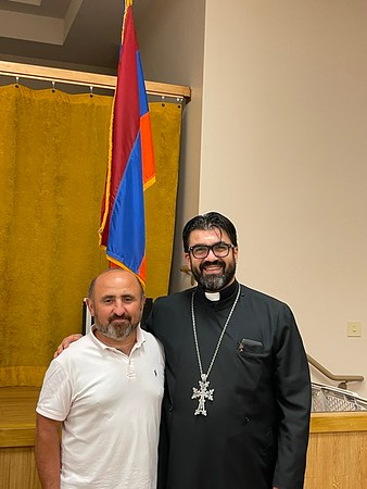 Journalist Total Hakobyan