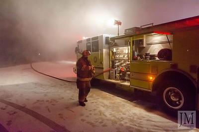 01-18-21 West Lafayette FD - Structure Fire