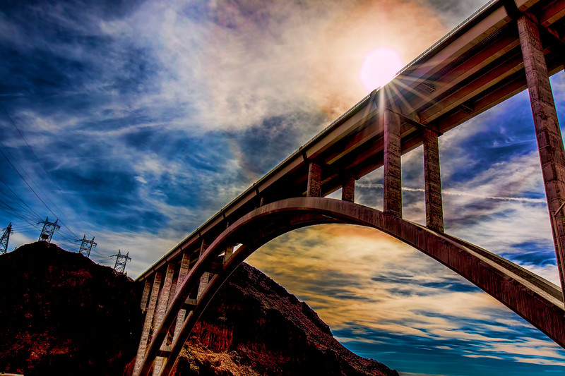 Hoover Dam - Bypass - The Bridge Above the Canyon