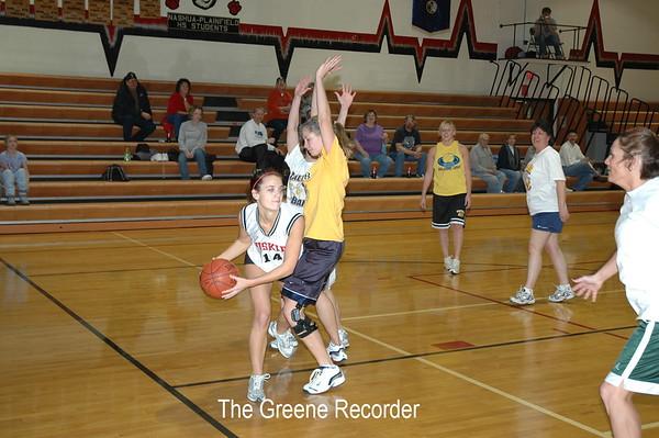 Basketball Alumni Game