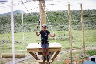 Climbing & High Ropes