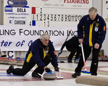 Masters Curling