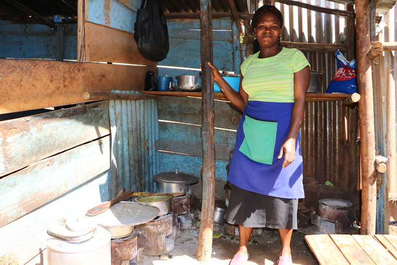 KAMPALA, UGANDA Mulongo's Restaurant