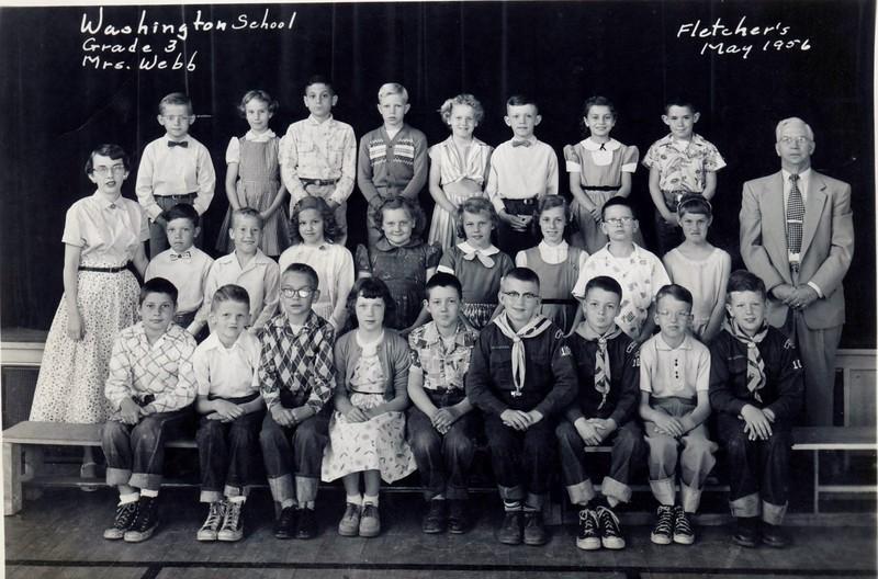 Washington 3rd Grade Webb