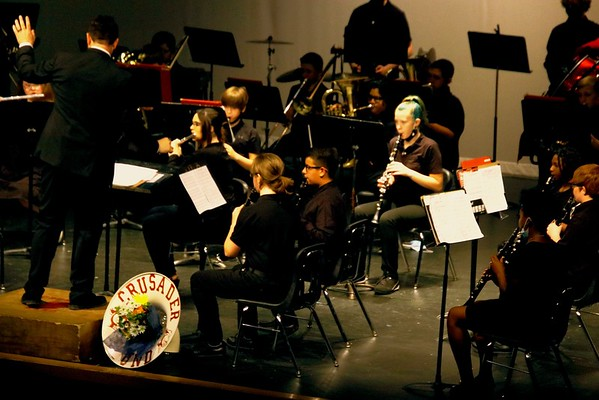 WMS & WHS Band Spring 2021 Concert @ WHS