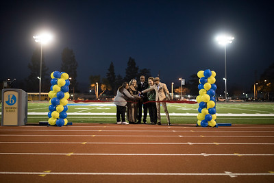 Ribbon Cutting Ceremony (Track and Field)