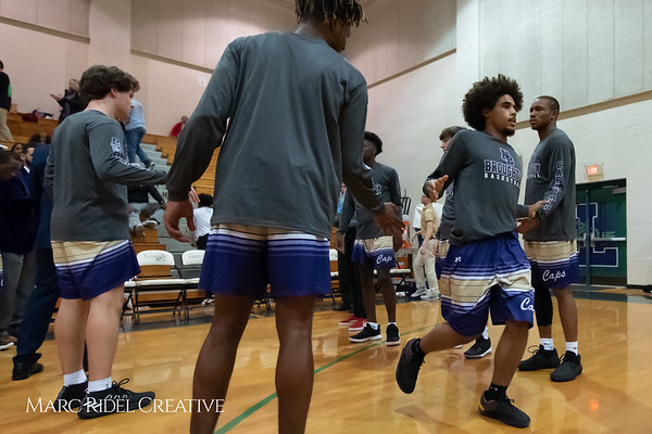 Broughton basketball at Leesville. February 5, 2019. 750_2440