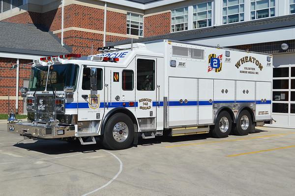 Company 42 - Wheaton Rescue Squad