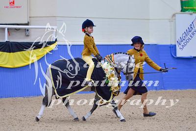 Class 27 Lead Rein Show Hunter Pony