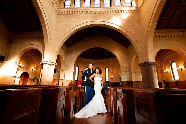 DeAnthony and Celia's Wedding