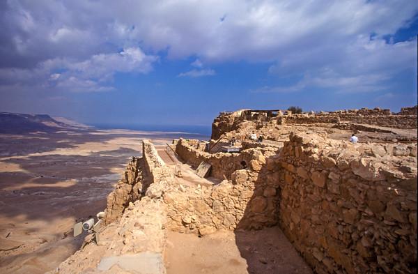 Masada-  מצדה