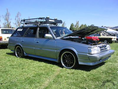 2004 West Coast Subaru Show 6