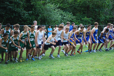 La Lumiere Cross Country at Bridgman Invite
