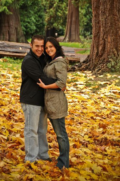 Engagement Photos - Nov/1/08