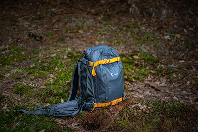 Video: LowePro Whistler BP 350 AW Review