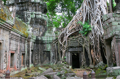 Siem Reap, Camdodia, 2008