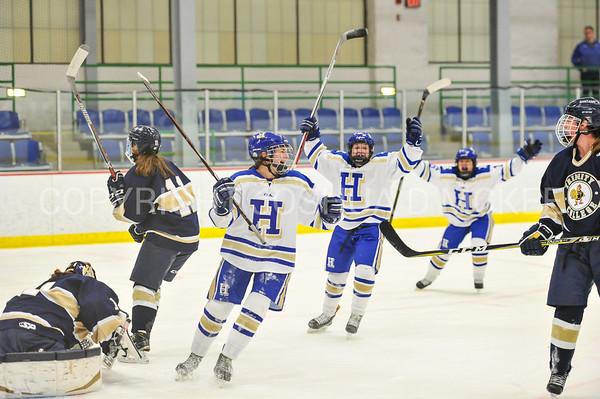 Women's Hockey v Trinity 1-13-18