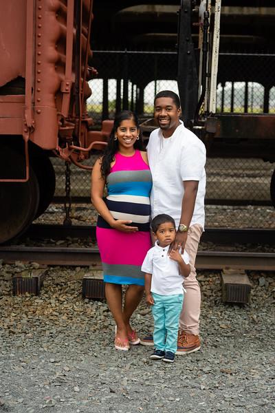 Ky and Mimi Maternity