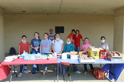HMS Student Council First Responders Cookout, 9/10/2021