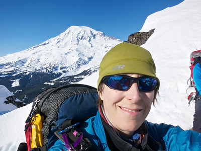 Pinnacle Peak Ski - March 2013