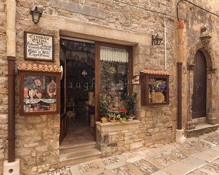 Ceramica Ericina , Erice , Sicily