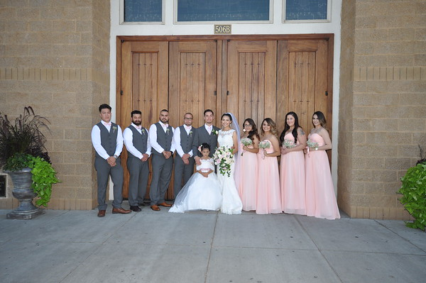 Maricruz & Adrian Guerra Wedding