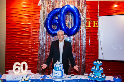 Amritlal 60th birthday