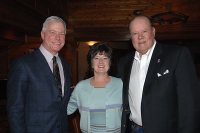 11-28-2007 MO Lt. Governor Peter Kinder Fundraiser @ Brown's