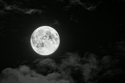 Super Moon - 2014
