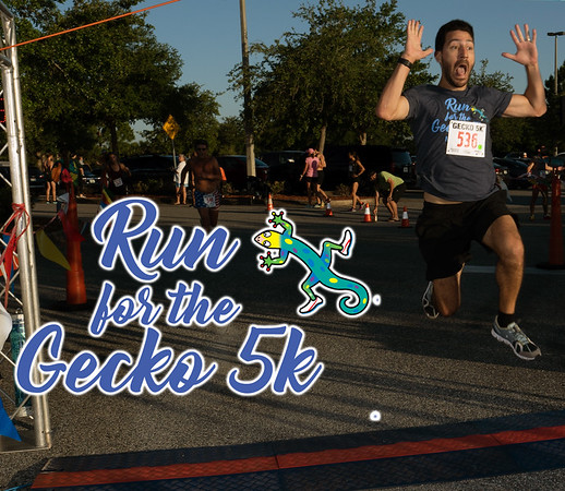 Run For The Gecko 5K