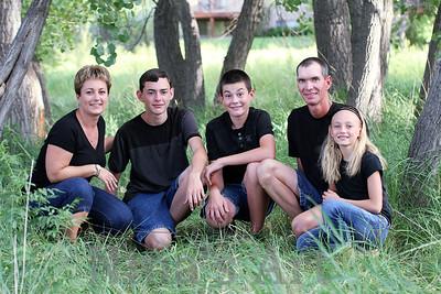 Brady Family