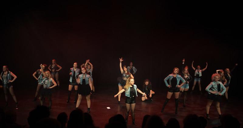 Eind Presentatie van de Nederlandse Musical Academie