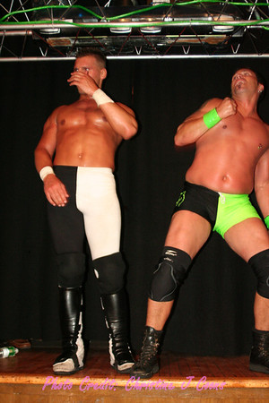 07 BK Jordan & Big Daddy Bravo vs Johnny Angel & Dan Strikes